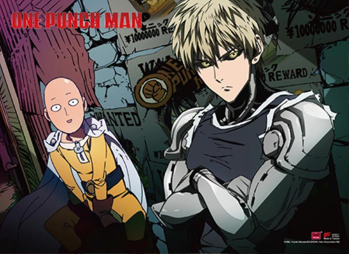 'One Punch Man' mùa 2: Saitama và Genos nhận những biệt ...