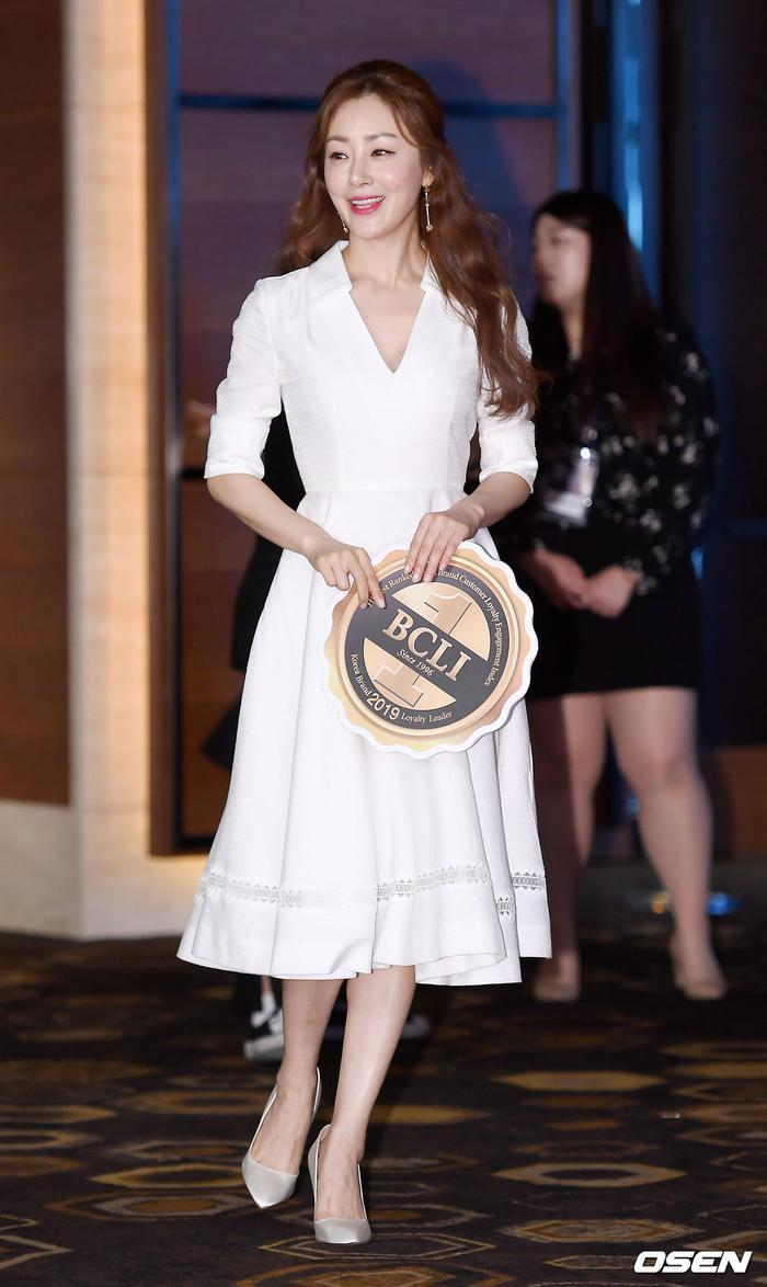 """Oh Nara, ngôi sao của bộ phim ăn khách """"SKY Castle"""" đài JTBC."""
