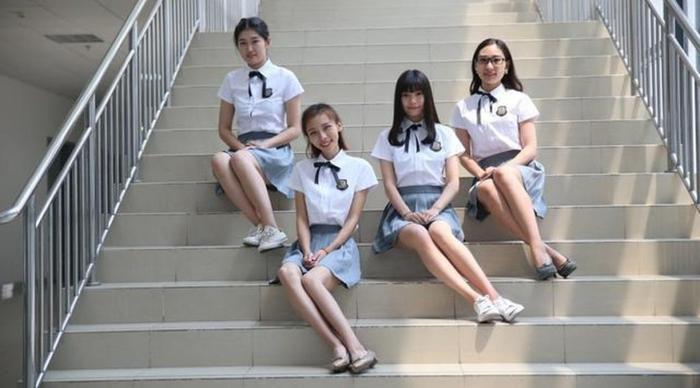 Một trường đại học ở Trung Quốc cấm nữ sinh mặc váy ngắn đang gây tranh cãi. Ảnh minh họa: Shanghaiist