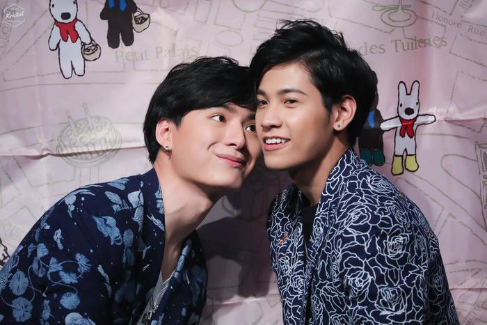 Cặp đôi thần tượng châu Á Krist  Singto chuẩn bị tổ chức fanmeeting ở Việt Nam ảnh 2