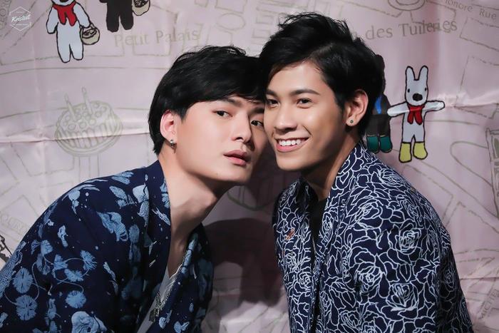 Cặp đôi thần tượng châu Á Krist  Singto chuẩn bị tổ chức fanmeeting ở Việt Nam ảnh 1