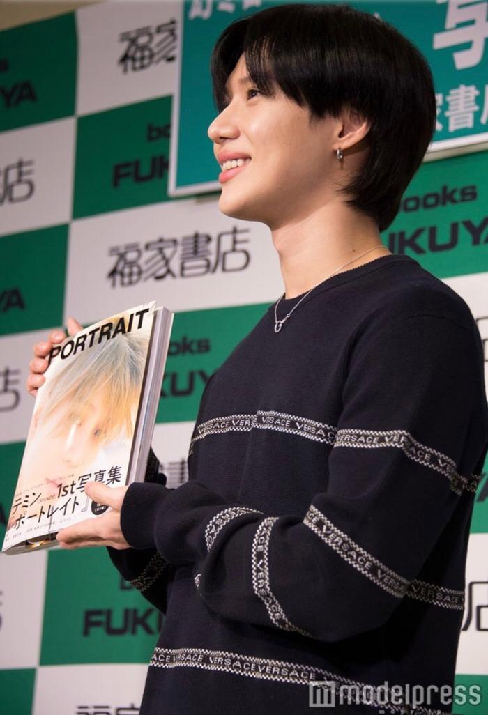 Màn đáp trả phỏng vấn nhanh như chớp bằng tiếng Nhật của Taemin (SHINee) khiến phóng viên phục sát đất ảnh 0