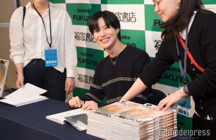 Màn đáp trả phỏng vấn nhanh như chớp bằng tiếng Nhật của Taemin (SHINee) khiến phóng viên phục sát đất ảnh 4