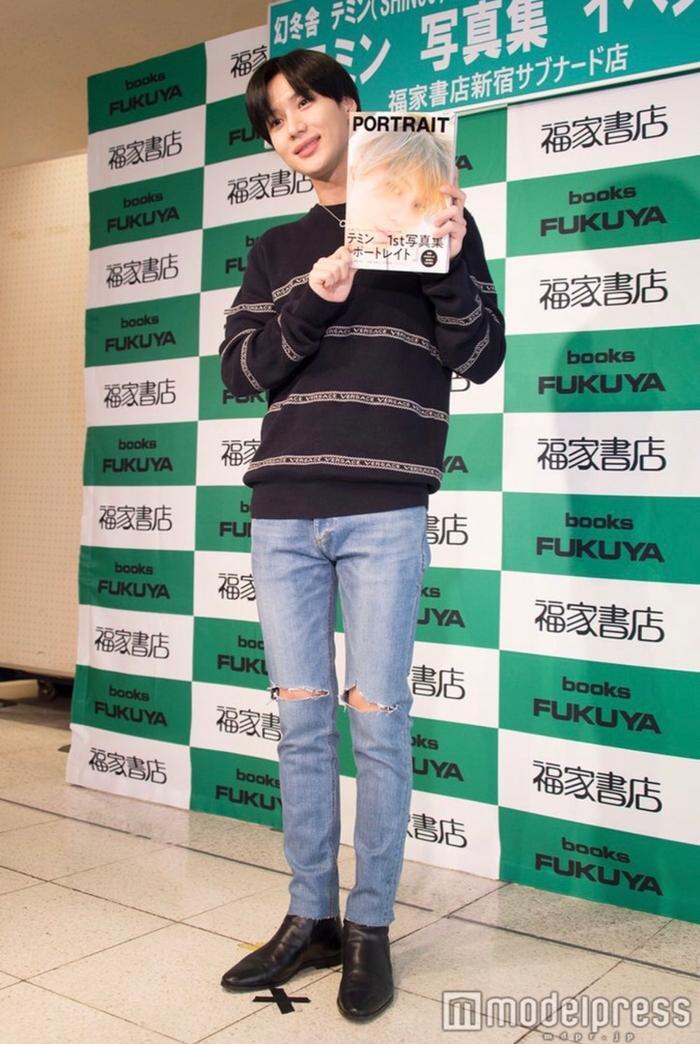 Màn đáp trả phỏng vấn nhanh như chớp bằng tiếng Nhật của Taemin (SHINee) khiến phóng viên phục sát đất ảnh 6