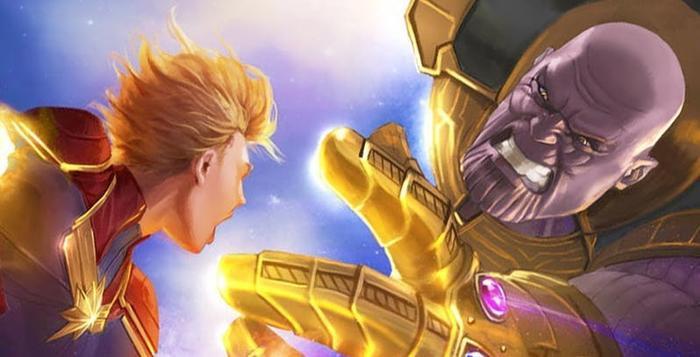 MCU sẽ khác biệt như thế nào nếu Captain Marvel xuất hiện trong Age Of Ultron! ảnh 6