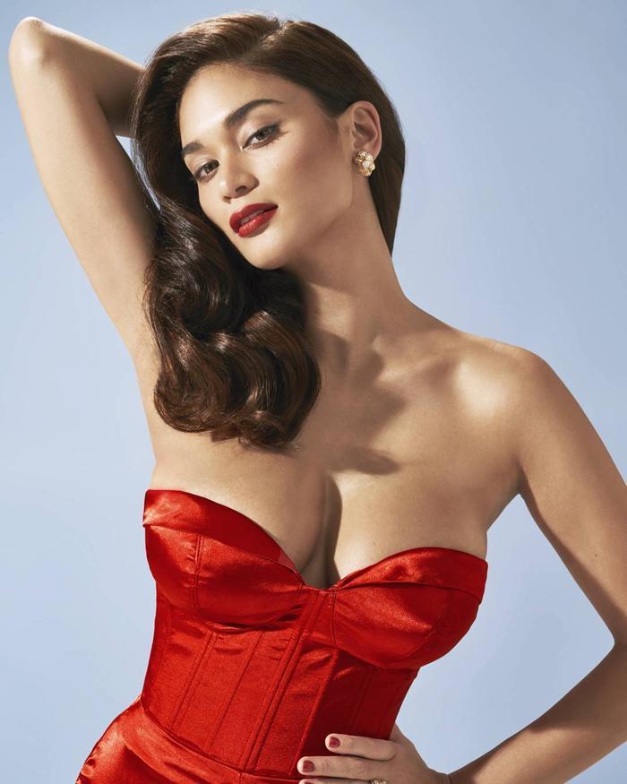 Hoa hậu có vòng 1 khủng nhất lịch sử Miss Universe, số đo lên tới 103cm ảnh 13