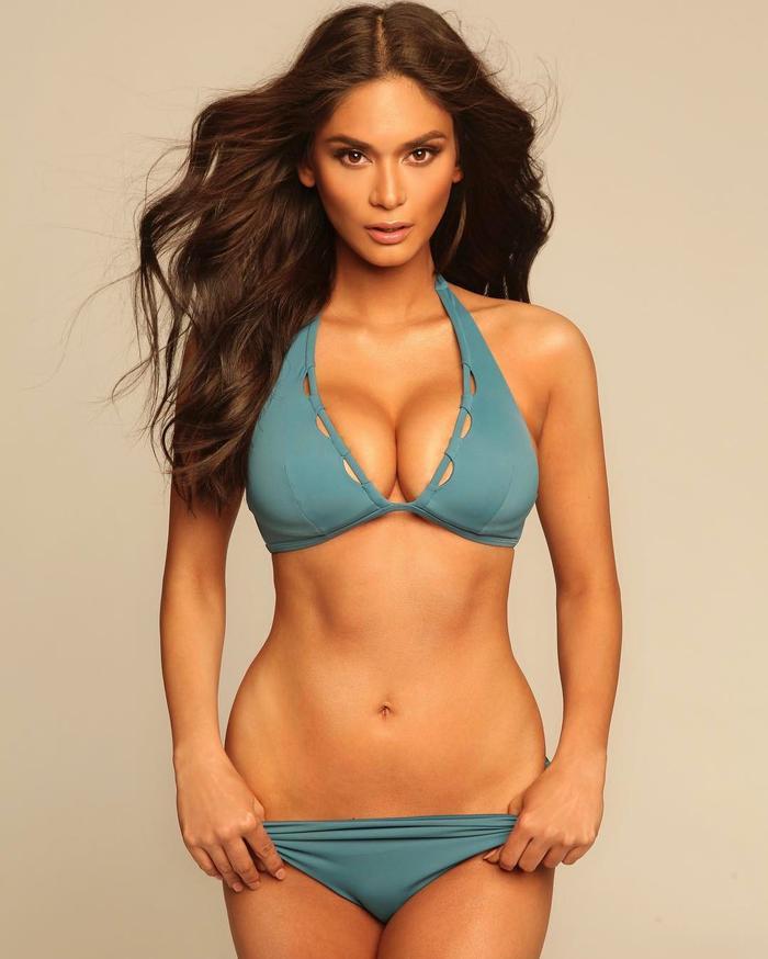 Hoa hậu có vòng 1 khủng nhất lịch sử Miss Universe, số đo lên tới 103cm ảnh 9