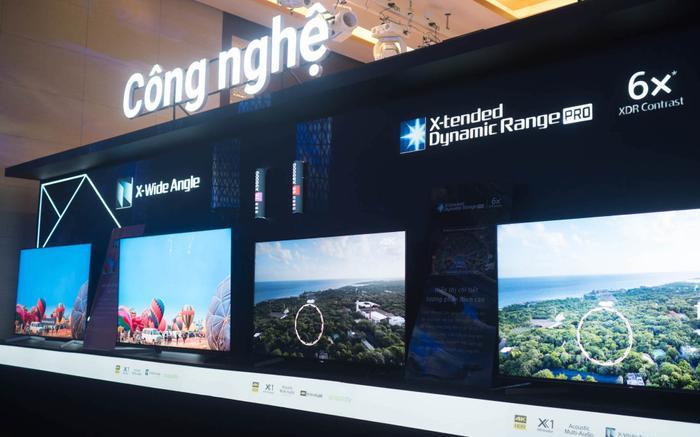 Sony ra mắt thế hệ TV Sony Bravia 2019 tại Việt Nam ảnh 0