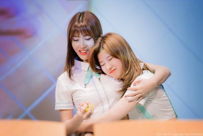 Momo và Sana thật sự biết ơn sự yêu thương của ONCE.