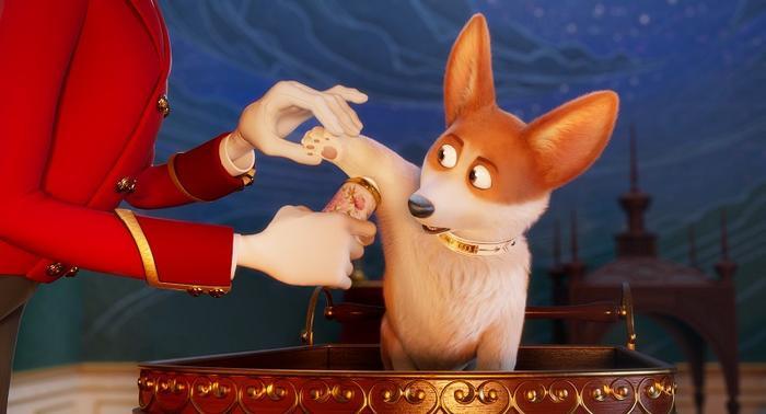 Review phim hoạt hình The Queens Corgi: Mượn chuyện những chú chó để giáo dục con trẻ ảnh 1