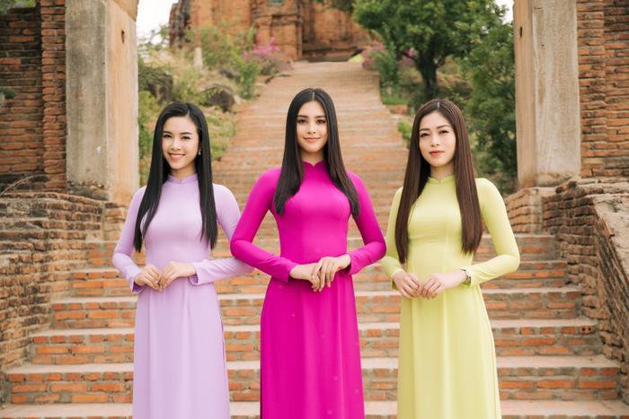 HHen Niê  Minh Tú  Tiểu Vy đồng loạt tung ảnh diện quốc phục: Mặn mà nhất vẫn là chị đẹp này! ảnh 2