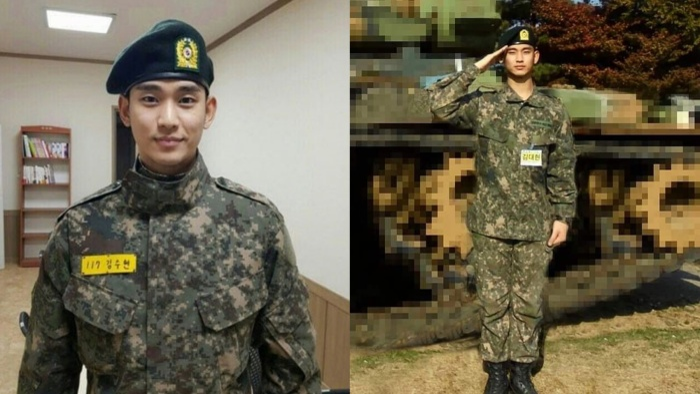 Sau Lee Min Ho, đến lượt những nam thần đình đám này xuất ngũ trong vài ngày tới ảnh 5