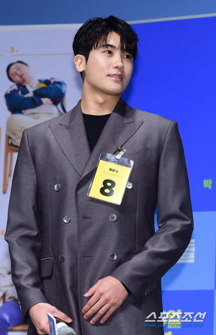 Park Hyung Sik xác nhận ngày nhập ngũ với tư cách là cảnh sát quân sự