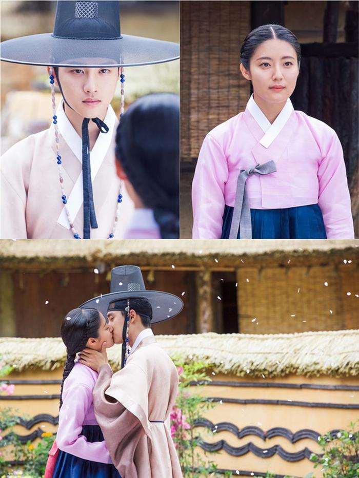 D.O (EXO) làm gì sau khi hôn Nam Ji Hyun? Chanyeol (EXO) là người duy nhất biết chơi game trong Memories of the Alhambra? ảnh 2