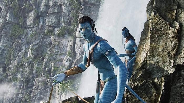 Avatar 2: Loạt ảnh hậu trường tiết lộ tàu thuỷ 'siêu to khổng lồ'! ảnh 0