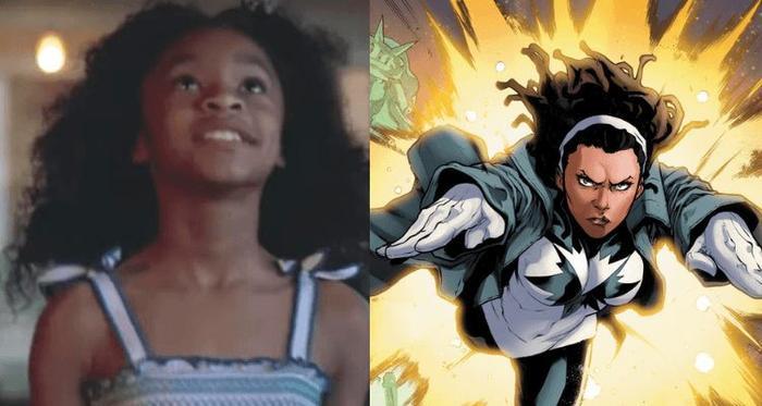Cô bé Monica Rambeau trong Captain Marvel cũng từng được mong muốn sẽ xuất hiện trong tương lai của MCU với vai trò một siêu anh hùng.