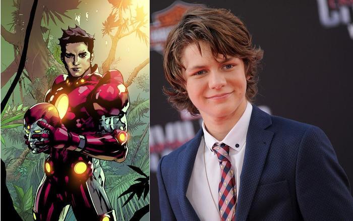 Nhân vật Harley Keener của Ty Simpskin được hy vọng sẽ trở thành Iron Lad của MCU.