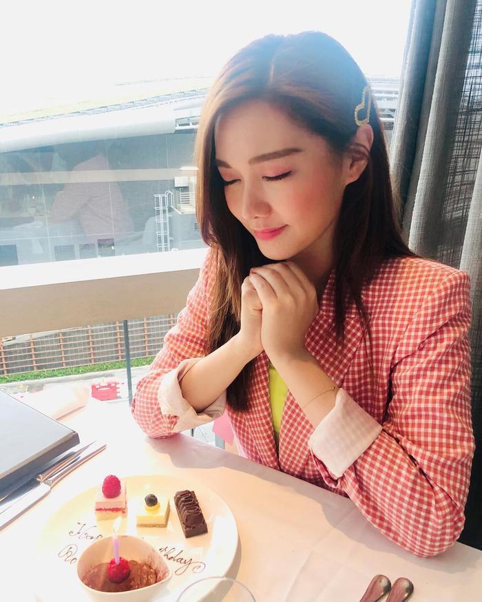 Thang Lạc Văn vừa đón sinh nhật vào đầu tháng 5.