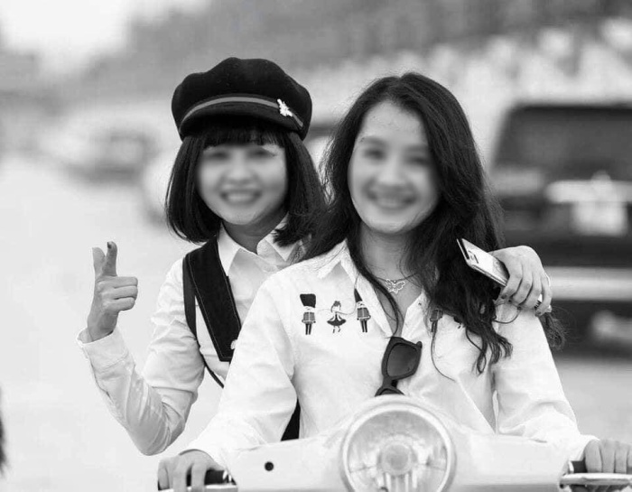 Cô Trần Thị Quỳnh và người bạn Đinh Thị Hải Yến vừa ra đi sau vụ tai nạn thảm khốc.