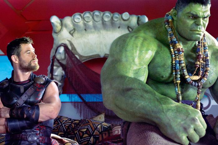 Thor: Ragnarok được đánh giá là tác phẩm hài hước nhất MCU.