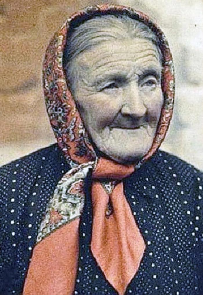 Tamara Prosvirnina.