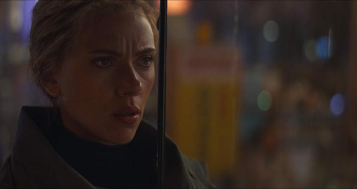 """Natasha trong """"Avengers: Endgame""""."""
