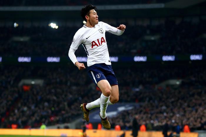 """Son Heung Min là """"của hiếm"""" của bóng đá châu Á."""