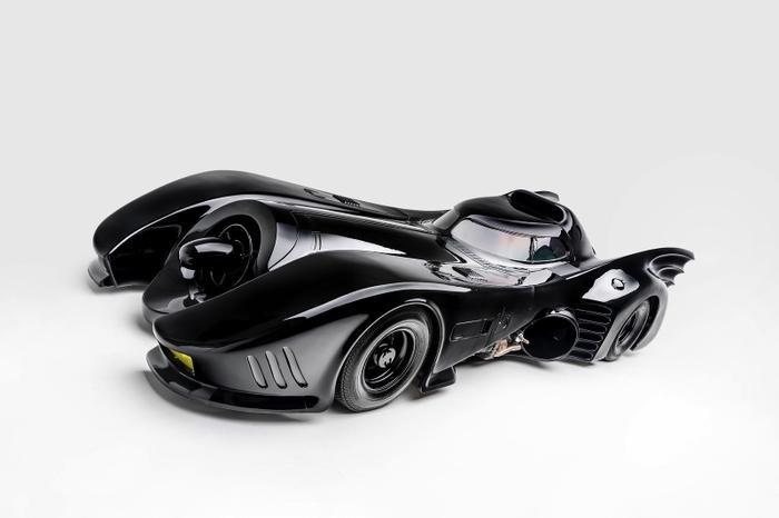 Batmobile từng xuất hiện trong 'Batman' (1989) và 'Batman Returns'