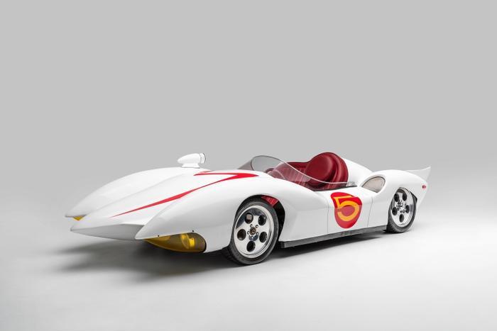 'Speed Racer' Mach 5