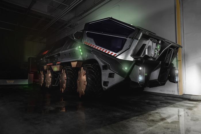 Weyland RT01 trong 'Prometheus'
