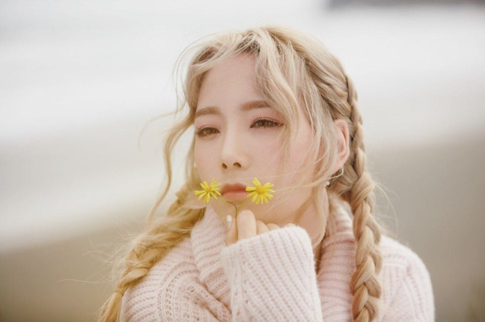 Taeyeon trong concept I.