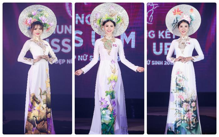 Mãn nhãn đêm chung kết Miss UFM với ngôi vị cao nhất thuộc về nữ sinh Lâm Đồng ảnh 7