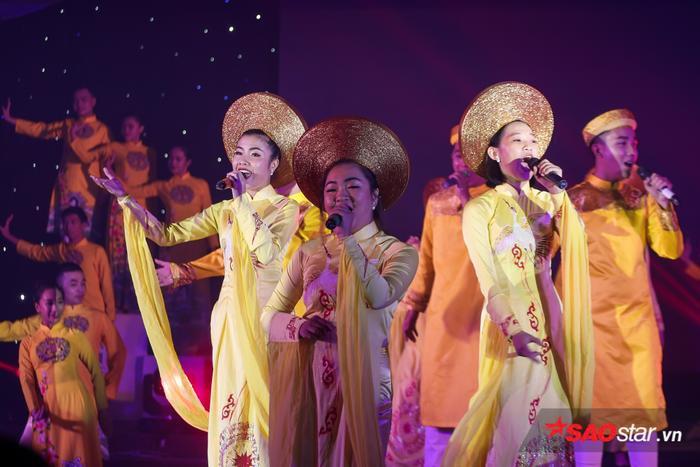 Mãn nhãn đêm chung kết Miss UFM với ngôi vị cao nhất thuộc về nữ sinh Lâm Đồng ảnh 4