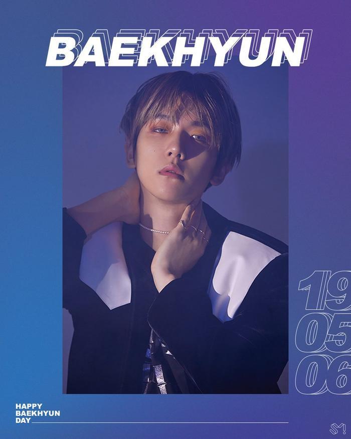 #HappyBaekhyunDay đang được các fan trend để chúc mừng sinh nhật Baekhyun.
