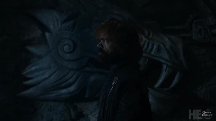Tyrion thất bại trong việc thuyết phục chị mình.