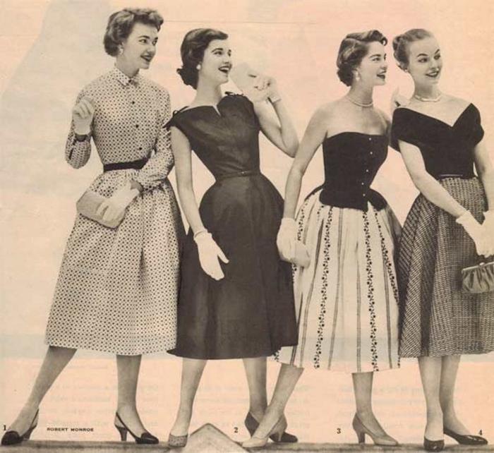 Thời trang nhân loại sinh ra để phụng sự Phụ nữ  cái rốn của vũ trụ ảnh 0