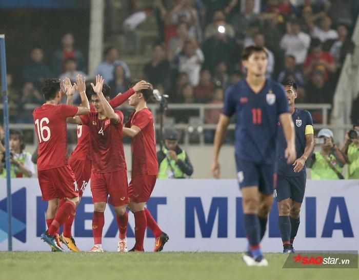 Việt Nam may mắn khi đụng Thái Lan ở King's Cup 2019.
