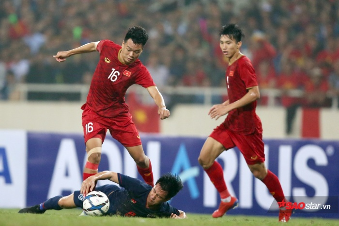 Tuyển Việt Nam có hơn 10 năm chưa biết chiến thắng trước tuyển Thái Lan.