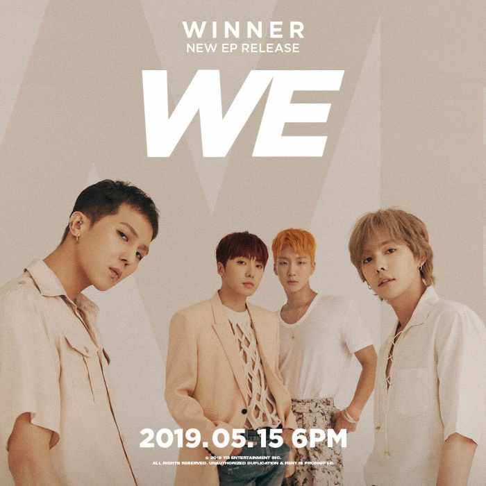 Teaser thứ 2 rõ mặt các thành viên của Winner.