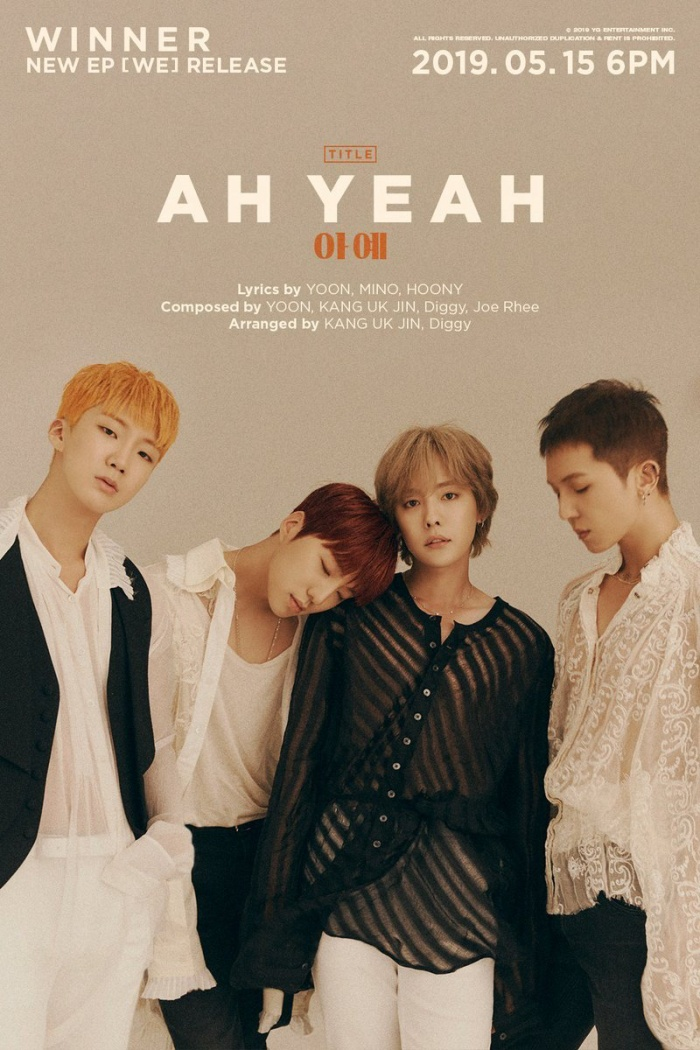Teaser mới cùng tên ca khúc chủ đề comeback của Winner.
