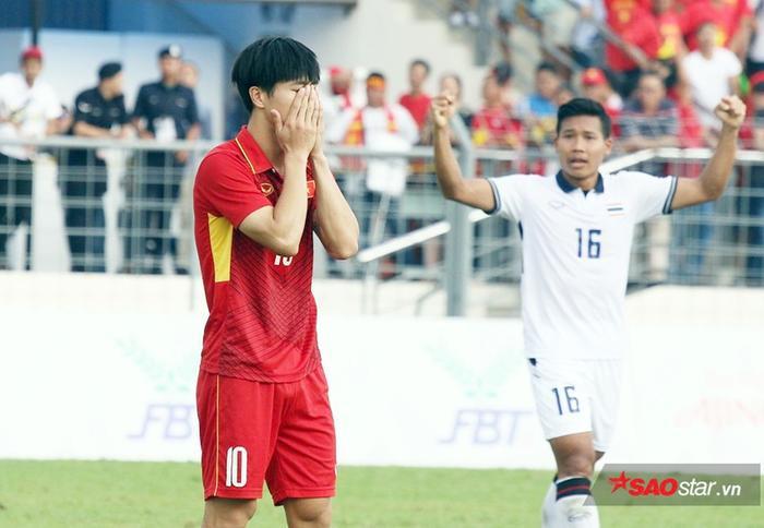 Việt Nam và Thái Lan đụng nhau ở King's Cup 2019.