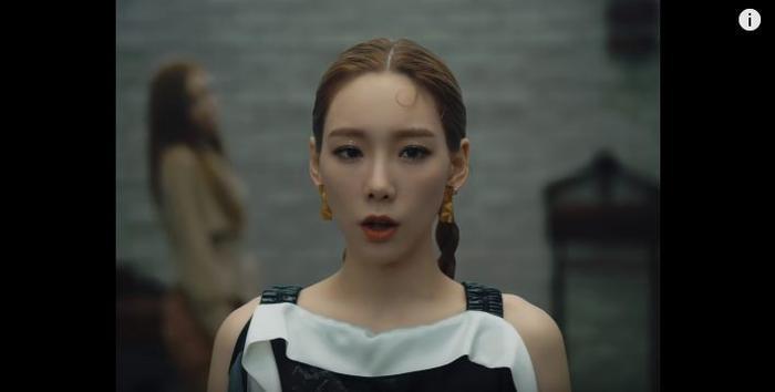 Phân cảnh trong MV của Taeyeon.