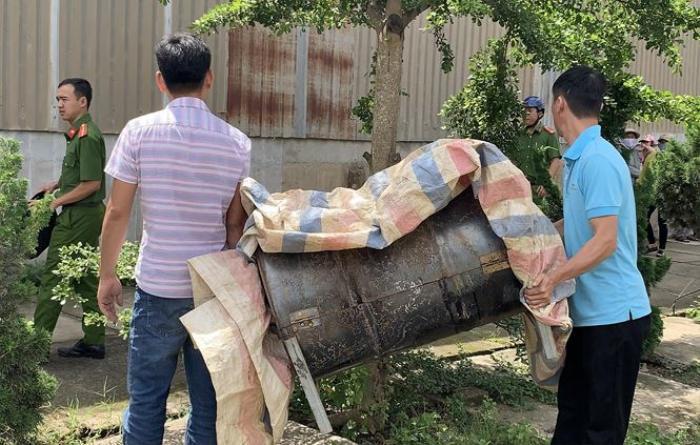 Lời khai dã man của nghi phạm sát hại vợ rồi giấu xác vào thùng phuy phi tang
