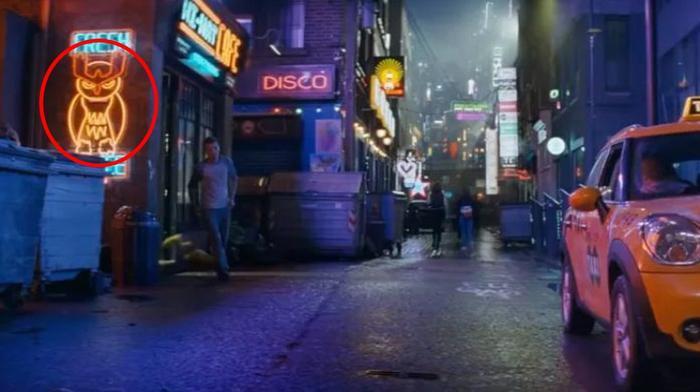 Không xuất hiện trực tiếp, vai trò khách mời của Noctowl là biểu tượng của quán cà phê mà Tim và Pikachu ghé qua