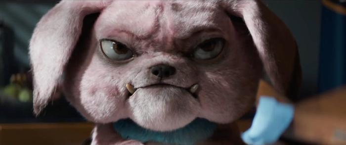 Snubbull – Pokémon hình chó cộc cằn của thám tử Hide Yoshida (Ken Watanabe)