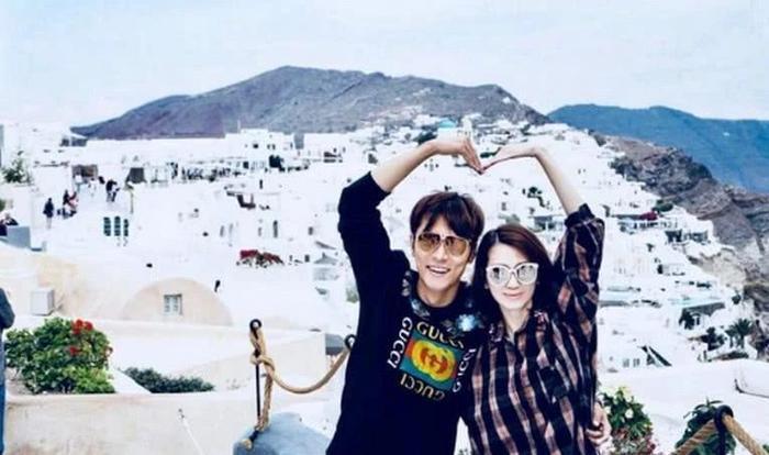 Hồng Hân bất ngờ cùng Trương Đan Phong dự đám cưới, thân mật âu yếm như chưa từng có chuyện gì xảy ra ảnh 9