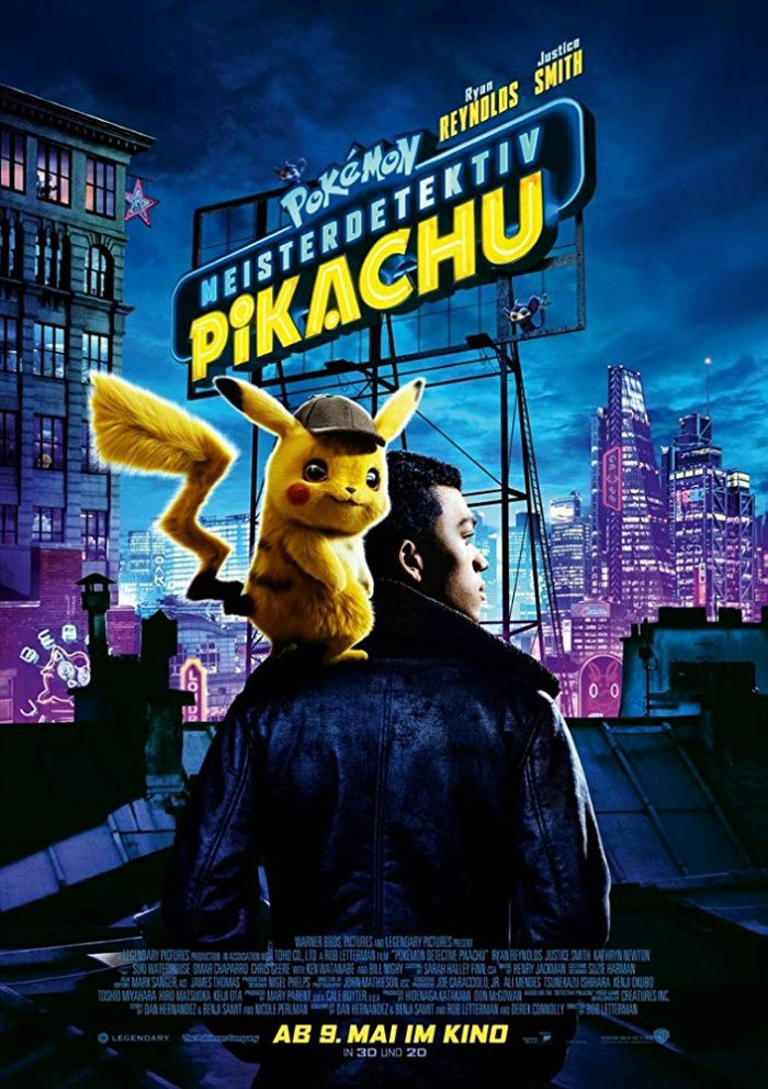 Ryan Reynolds: Chìa khóa của 'Pokémon: Detective Pikachu'