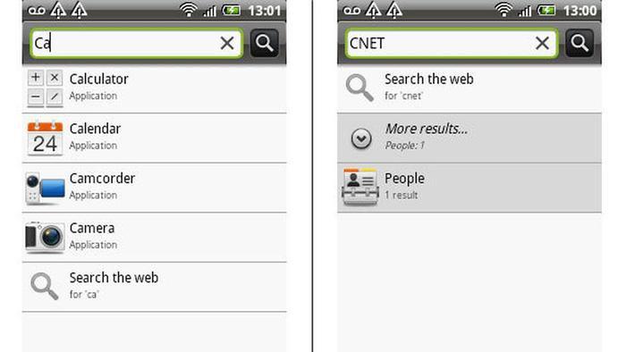 1.6 Donut (2009): Android Donut mang khả năng tìm kiếm toàn diện lên smartphone, chính thức đưa vào hoạt động Android Market (tiền thân của Google Play Store) và khả năng hiển thị thông tin về sử dụng pin.