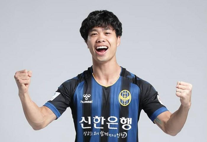 Công Phượng sang Incheon United giúp anh trở thành được tìm kiếm nhiều nhất trên google.