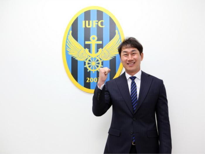 Thầy mới của Công Phượng ở Incheon United